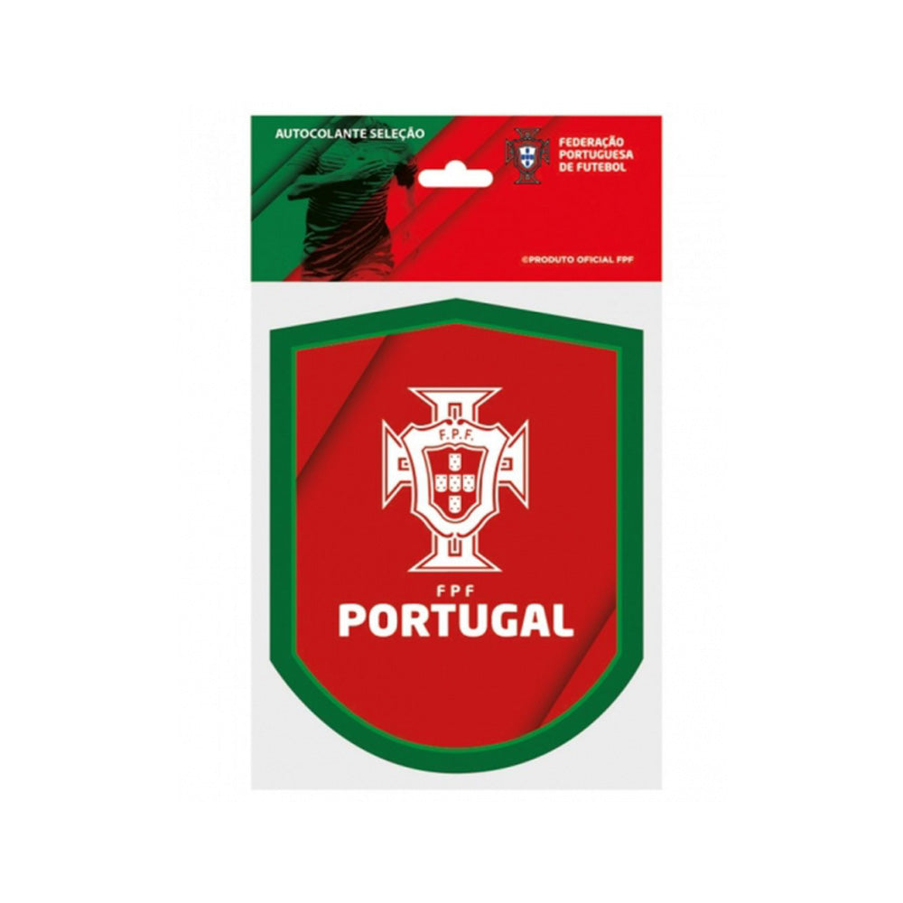 Portugal National Team Sticker FPF Official Emblem #XPTAFPF09