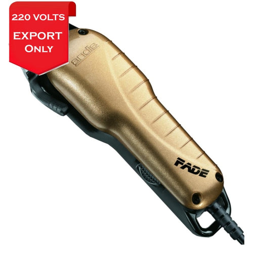 Andis 66375 Hair Clipper 220-240 Volts 50Hz Export Only