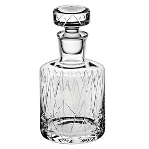 Vista Alegre Crystal Glass Astro Whisky Decanter