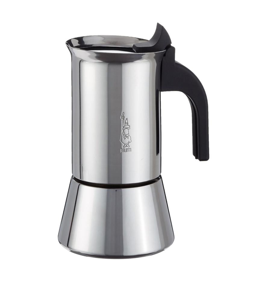 bialetti venus induction stainless steel stovetop. Black Bedroom Furniture Sets. Home Design Ideas
