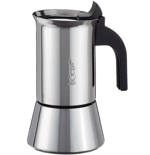 Bialetti Venus Induction Stainless Steel Stovetop Percolator Espresso Maker