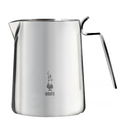 Bialetti Stainless Steel Frothing Milk Pitcher