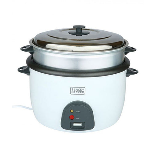Black & Decker RC4500 4.5 L Rice Cooker 220 Volts Export Only