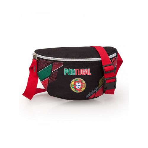 Portugal National Team Themed Waist Bag Officially Licensed Product