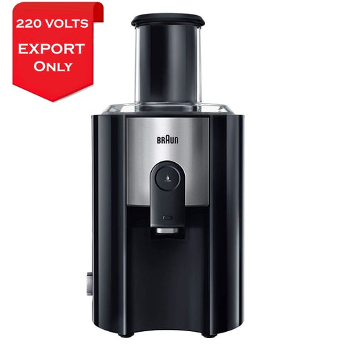 Braun J500 Multiquick 5 Anti Drip System Juicer 220 Volts Export Only