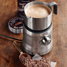 Load image into Gallery viewer, Breville BMF600XL the Milk Cafe Hot Chocolate Maker 110 Volts