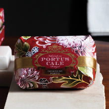 Load image into Gallery viewer, Castelbel Portus Noble Red Peony, Cedar and Rose 150g Soap