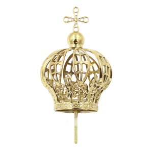 Crown For Our Lady Of Fatima Virgin Mary Religious Statues