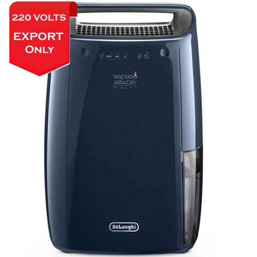 Delonghi Dex16F Ariadry Multi Dehumidifier 220-240 Volts 50/60Hz Export Only
