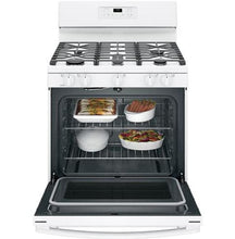 Load image into Gallery viewer, Ge Jgb660Dejww 30 Freestanding Gas Stove 220-240 Volts 50/60Hz Export Only