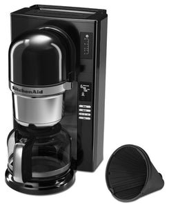Kitchenaid 5Kcm0802Eob Pour Over Coffee Maker Brewer 220 Volts Export Only