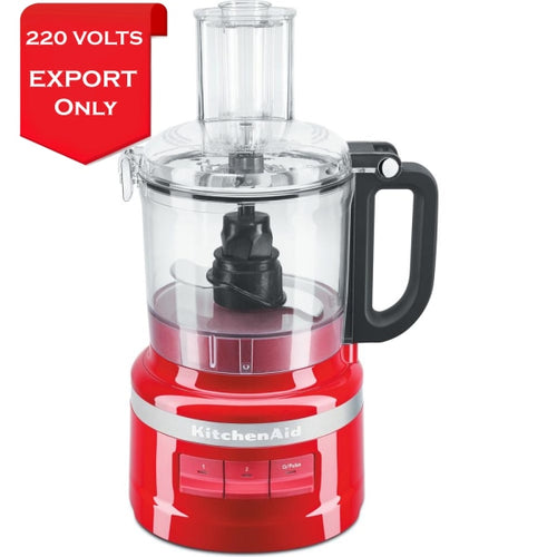 Kitchenaid 5Kfp0719Eer 1.7 Liter Food Processor 220 Volts Export Only