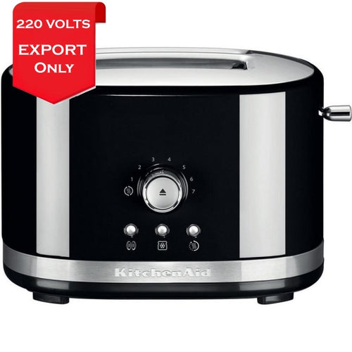 Kitchenaid 5Kmt2116Bob 2 Slice Toaster With High Lift Lever 220 Volts Export Only Hand Blender