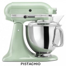 Load image into Gallery viewer, Kitchenaid Ksm150 5 Qt. 4.7 Liters Artisan Stand Mixer 220 Volts Export Only Pistachio