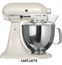 Load image into Gallery viewer, Kitchenaid Ksm150 5 Qt. 4.7 Liters Artisan Stand Mixer 220 Volts Export Only