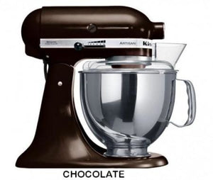 Kitchenaid Ksm150 5 Qt. 4.7 Liters Artisan Stand Mixer 220 Volts Export Only