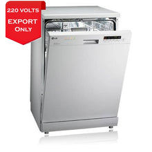 Load image into Gallery viewer, Lg D1452Wf Direct Drive Dishwasher With Smartrack 220-240 Volts 50Hz Export Only