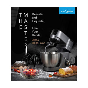 Midea Bm2096 Kitchen Machine Stand Mixer Blender & Meat Grinder 220 Volts Export Only Combo