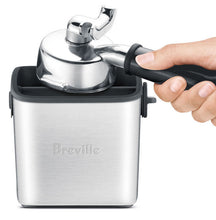 Load image into Gallery viewer, Breville BES001XL The Knock Box Mini Espresso Burr Canister