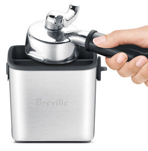 Breville BES001XL The Knock Box Mini Espresso Burr Canister