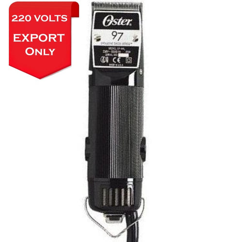 Oster 076097-440 Classic 97 Professional Hair Clipper 220-240 Volts 50Hz Export Only
