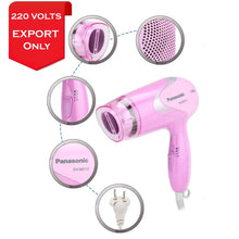 Load image into Gallery viewer, Panasonic Eh-Nd13 1000 Watt Blow Dryer 220-240 Volts 50/60Hz Export Only Hair