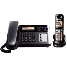 Load image into Gallery viewer, Panasonic Kx-Tgf110 Corded & Cordless Phone 220-240 Volts 50/60Hz Export Only