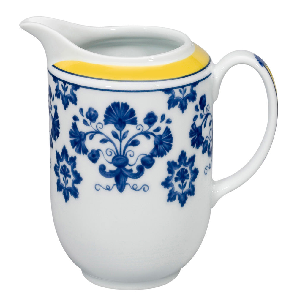 Vista Alegre Porcelain Castelo Branco Pitcher Cangirao Moments