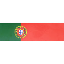 Load image into Gallery viewer, Portuguese Flag Flexible Refrigerator Magnet - Set of 3