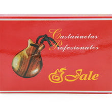 Load image into Gallery viewer, Professional Jale Flamenco Spanish Castanets 80 N. 5 Castañuelas Made In Spain