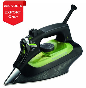 Rowenta Dw6010 Eco Focus Steam Iron 220 Volts Export Only