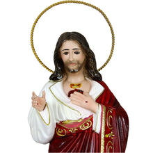 Sacred Heart of Jesus Religious Statue Made in Portugal