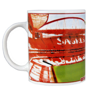SL Benfica Stadium Coffee Mug With Gift Box Officially Licensed Product Ref 200