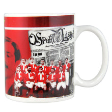 SL Benfica Coffee Mug With Gift Box Officially Licensed Product Ref 205