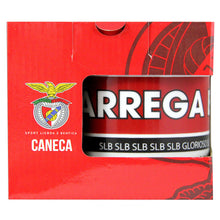 SL Benfica Coffee Mug With Gift Box Officially Licensed Product Ref 20008
