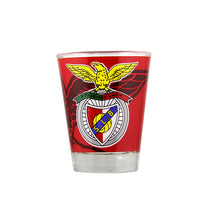 Load image into Gallery viewer, SL Benfica Set of 3 Shot Glasses Officially Licensed Product Ref BEN0859