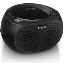 Philips AZ380 CD Soundmachine  CD, MP3-CD, USB FM/AM 2W 120/240 Volts