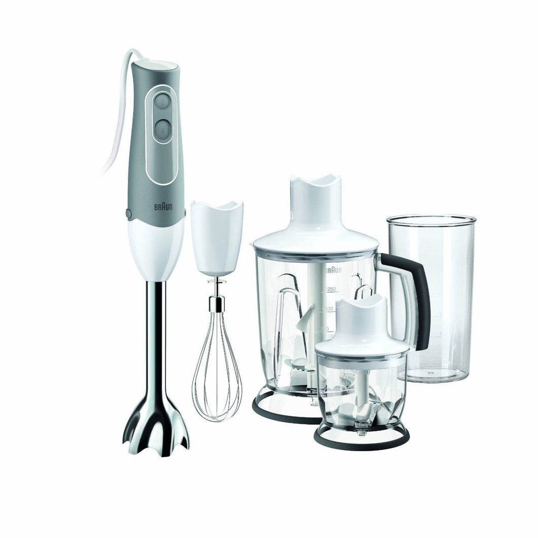 Braun MQ545 Multiquick Hand Blender 220-240 Volts 50Hz Export Only