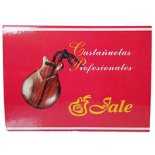 Load image into Gallery viewer, Professional Jale Flamenco Spanish Castanets 80 N. 8 Castañuelas Made In Spain