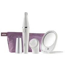 Braun SE830 Face Epilator & Facial Cleansing Brush Premium Edition 110/240 Volts