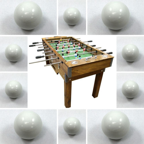 Set of 10 Professional Foosball Balls
