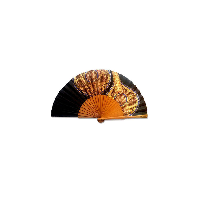 Fado Themed Hand Fan Made In Portugal