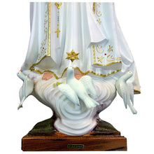 Load image into Gallery viewer, 40 Inch Our Lady Of Fatima Statue Virgin Mary Religious Statue #1039