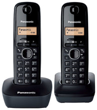 Panosonic KX-TG1612FXH DECT Cordless Phone with 2 Handsets 220 Volts