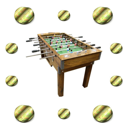 Set of 10 Foosball Table Coin Slugs For Commercial Use