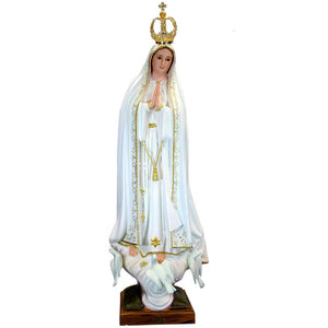 40 Inch Our Lady Of Fatima Statue Virgin Mary Religious Statue #1039