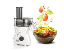 Load image into Gallery viewer, Black & Decker SM250 Salad Maker Food Processor 220-240 Volts 50/60Hz Export Only
