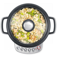 Breville BRC600XL The Risotto Plus Rice & Slow Cooker 110 Volts