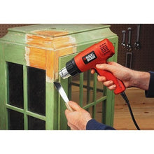 Load image into Gallery viewer, Black and Decker KX1650-GB Heat Gun 220-240 Volts 50/60Hz Export Only