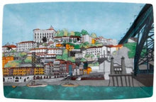 Load image into Gallery viewer, Vista Alegre Soul of Porto Plate Made in Portugal